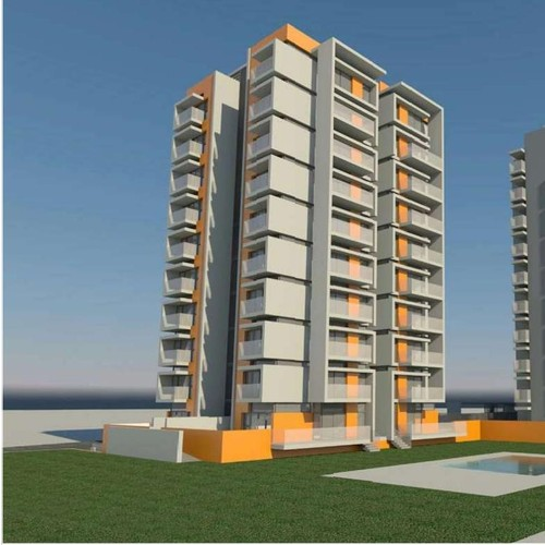 Complejo residencial (I)