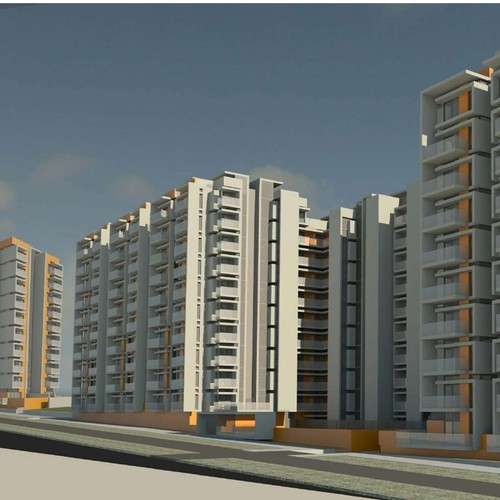 Complejo residencial (III)